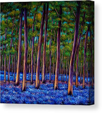 Colourful Paintings Canvas Prints