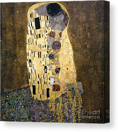 Klimt Photographs Canvas Prints