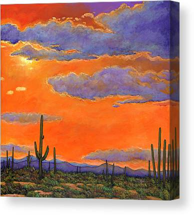 Phoenix Canvas Prints