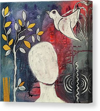 Inner Harmony Canvas Prints