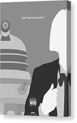 William Hartnell Canvas Prints