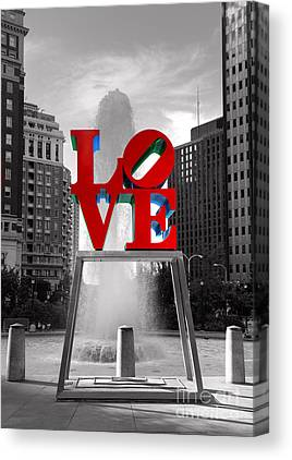 Fairmount Park Canvas Prints