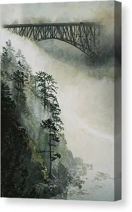 Pass Canvas Prints