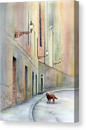 Vicenza Canvas Prints