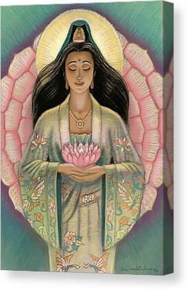Yin Canvas Prints