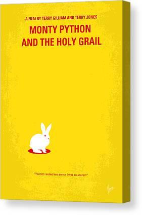 Monty Python Canvas Prints