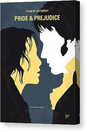 Darcy Jane Austen Movie ART PRINT Pride and Prejudice Quote illustration Mr