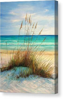 Grass Canvas Prints