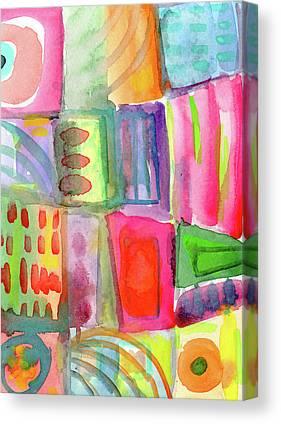 Patchwork Canvas Prints