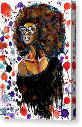 Sexy Canvas Prints