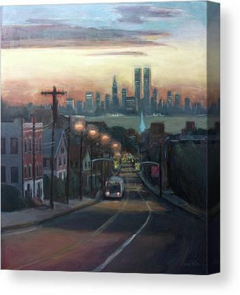 9-11 Canvas Prints