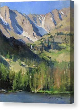 Colorado Rockies Canvas Prints