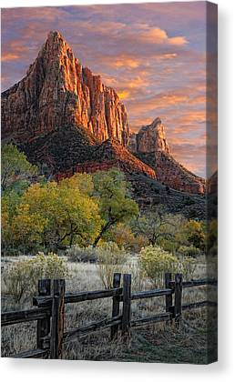 Slickrock Canvas Prints