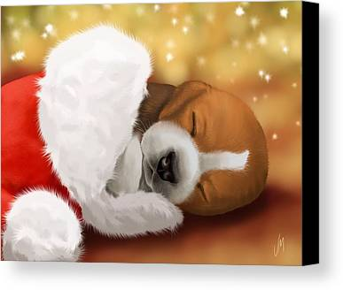 Dog Paintings Limited Time Promotions