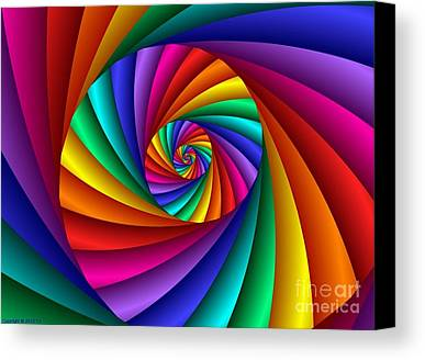 Multi Color Digital Art Limited Time Promotions