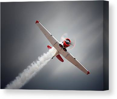 Harvard Canvas Prints