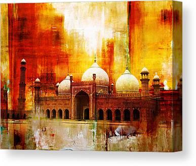 Noor Canvas Prints