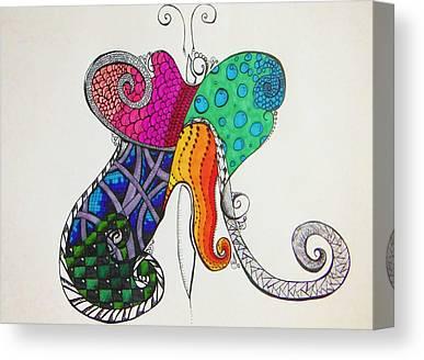 Lori Thompson Canvas Prints