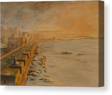 Essaouira Canvas Prints