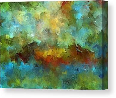 Ely Canvas Prints