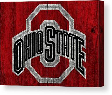 Big 10 Canvas Prints