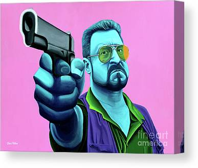 John Goodman Canvas Prints