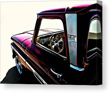 Chevy Pickup Canvas Prints
