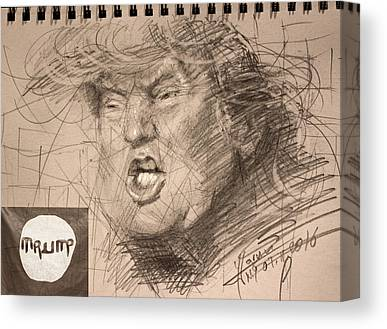 Republican Party Canvas Prints