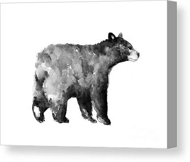 Bear Canvas Prints