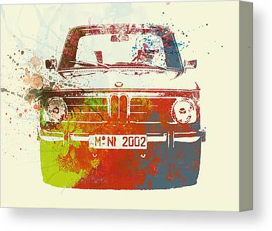Bmw Canvas Prints
