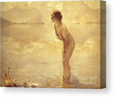 Fine Art Nude Canvas Prints
