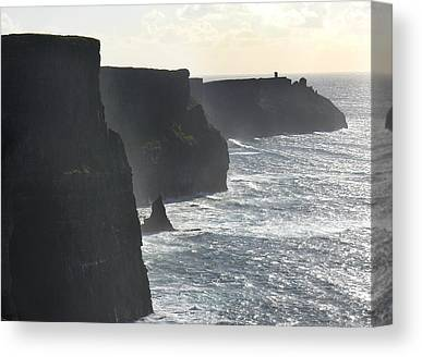 Irish Landscape Canvas Prints