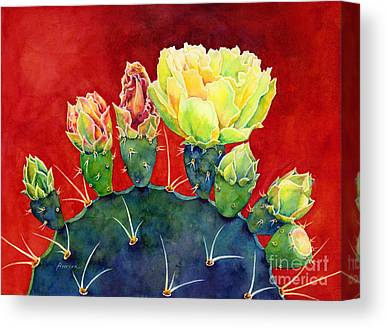 In Bloom Canvas Prints