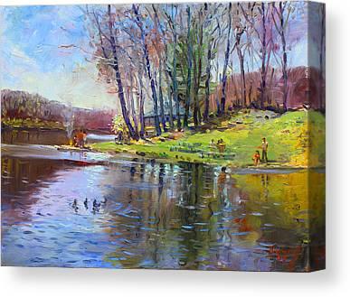 Landsape Canvas Prints