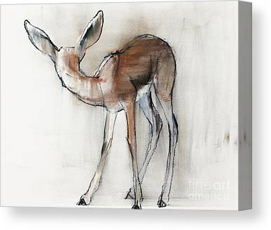 Zoo Animals Paintings Canvas Prints