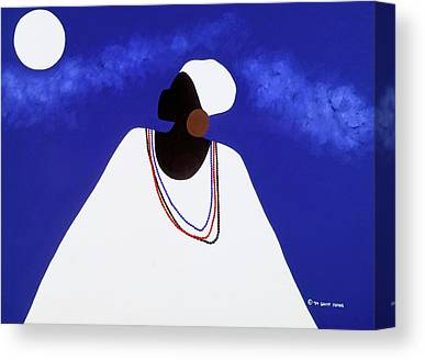 Orishas Canvas Prints