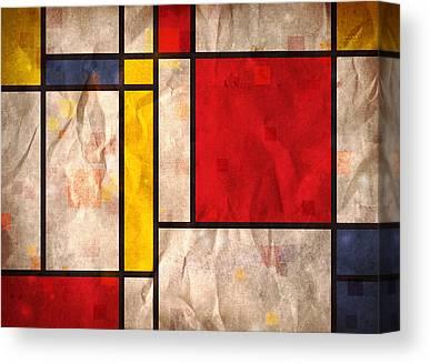 Cubist Canvas Prints