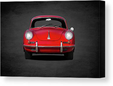 Classic Porsche 356 Canvas Prints