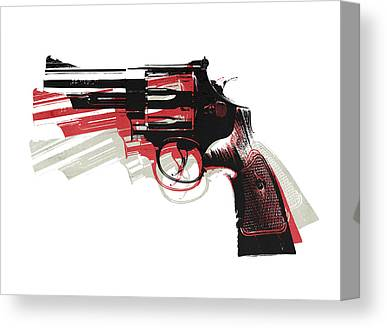 Shooter Canvas Prints