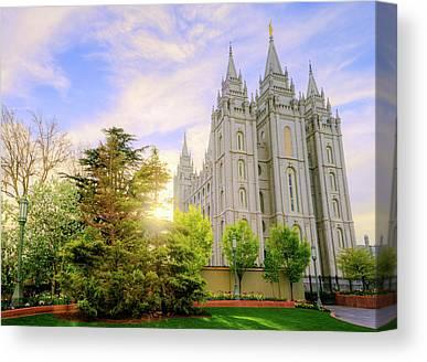 House Of God Photographs Canvas Prints