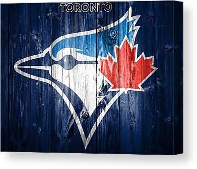 Toronto Blue Jays Canvas Prints