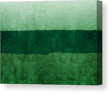 Verde Canvas Prints