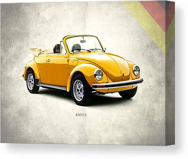 Volkswagon Canvas Prints