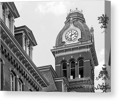 Woodburn Hall Canvas Prints
