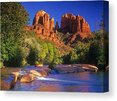Northern Arizona Canvas Prints