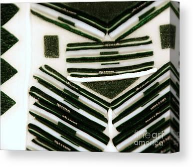 Kilnformed Canvas Prints