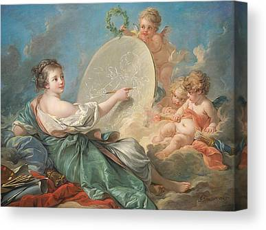 Designs Similar to Allegory Of Painting