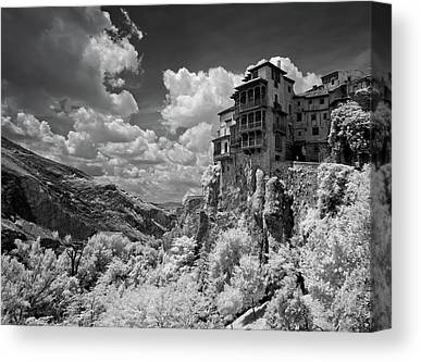 Cuenca Canvas Prints