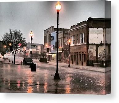 Gaston County Canvas Prints