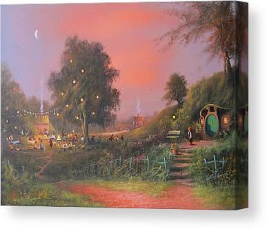 Joe Gilronan Canvas Prints